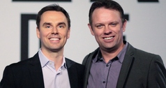 Brendon Burchard with Jayson Mair