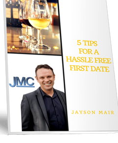 JMC 5 Tips for A Hassle Free First Date E-book Image